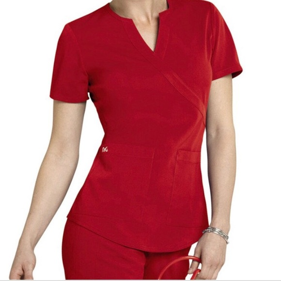 7d45ffc1d89 Grey's Anatomy Other   Nrg By Barco Scrubs Top And Bottom   Poshmark